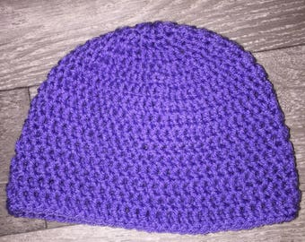 3-6 month baby hat