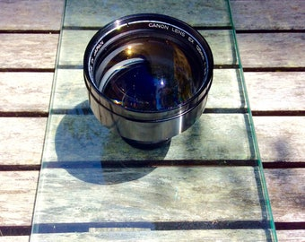 1970 Canon EX Lens 125mm 1:3.5 - f/3.5