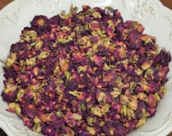 Dried Rose Petals | Wedding Toss Flowers | Potpourri | Rose Buds