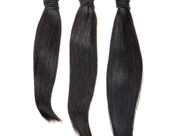 Embellished Brazilian Silky Straight