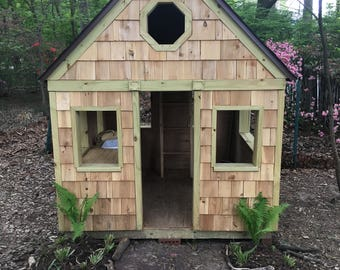Custom Built Playhouse