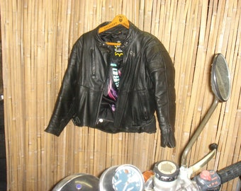 Top ladies leather jacket by Harro