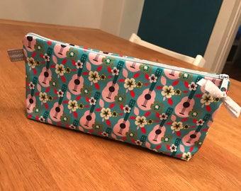Cosmetic bag makeup bag diaper bags • ukulele •