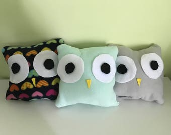 Owls for Optimism