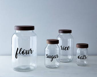 Custom Jar Label