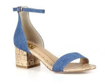 Fahrenheit Mavis-03 Women's Cork Sandals