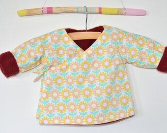 Kimono Cardigan baby girl 6/9 months