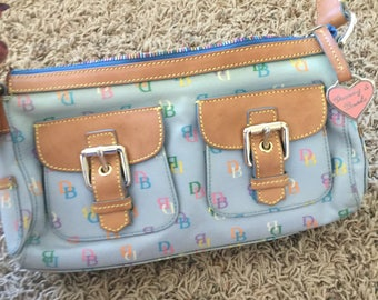 Multi color Dooney & Bourke handbag