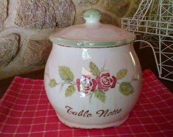 Table Nette -  French vintage lidded pot for the table