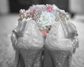 Beaded Bling Bouquet