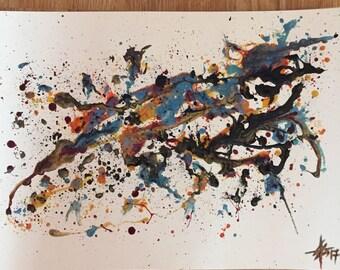 Original Abstract Artwork