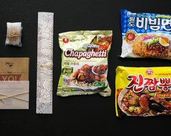 Bapstreet Boys Instant Ramen Collection 1