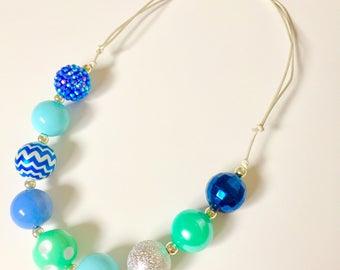 M2M Matilda Jane Little Seahorse Dress Bubblegum Adjustable Necklace