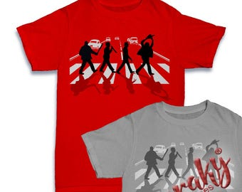 T-shirt Abbey Road Killer