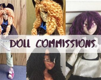 Doll Commissions