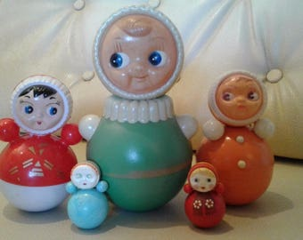 Roly poly from USSR