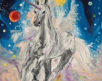 Unicorn, Angel