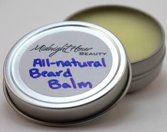 All-Natural Beard Balm