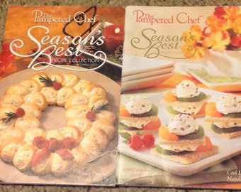 Pampered Chef, Season's Best Recipe Collection, Spring/Summer,  Fall/ Winter 2003