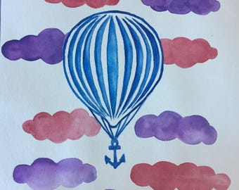 Modest Mouse: We Were Dead Hot Air Balloon