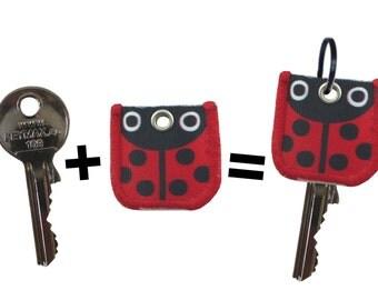 keycover keycap ladybug