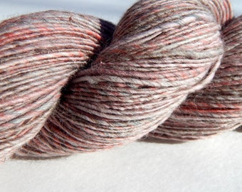 Understated Rose-Handspun Yarn