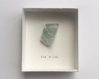 the wind small rock collection