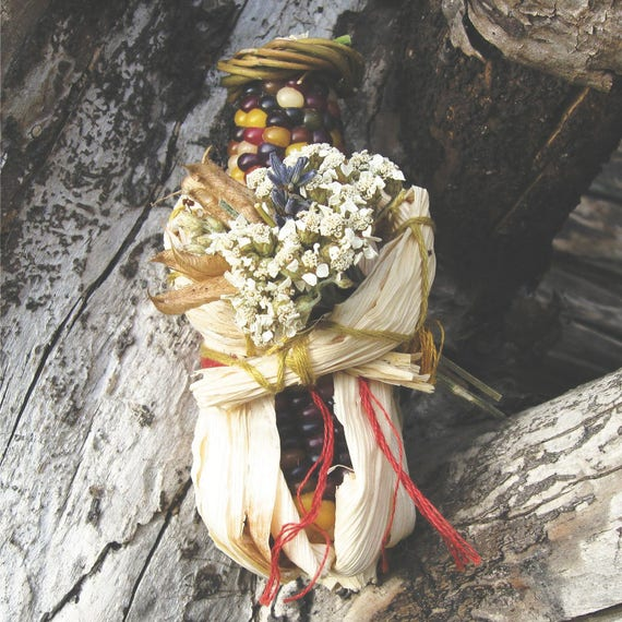 Small Custom Nature Spirit - Art Doll - Pagan Assemblage - Natural Magic - God or Goddess Figure - Rustic Primitive Decor - One of a Kind