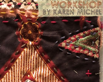 Prayer Flags - Modern Mystic Online Workshop E-Course