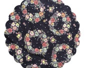 Made to Order County Cloth Creations Cotton Topped Cloth Menstrual Pads ~you pick your size & absorbency~Cat Wreaths