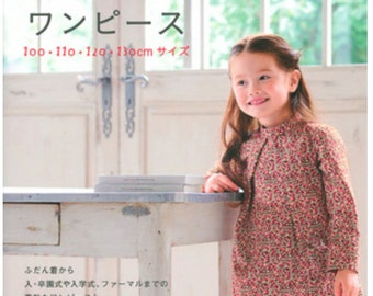 SIMPLE and BASIC Girl Clothes 2016 Japanese Sewing Book