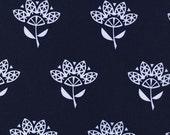 Cotton + Steel Bluebird - cornflowers by Rashida Colemant-Hale - fat quarter