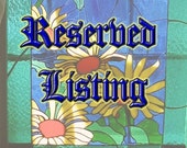 reserved listing for mgic