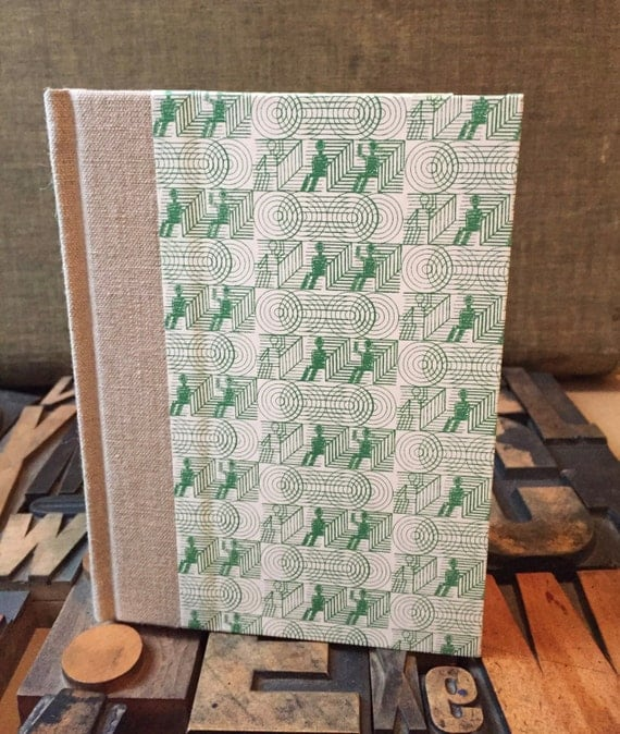 Green Motion Journal - Small Unlined