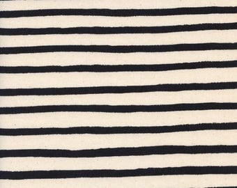 Wonderland Cheshire Stripe White by Rifle Paper Co