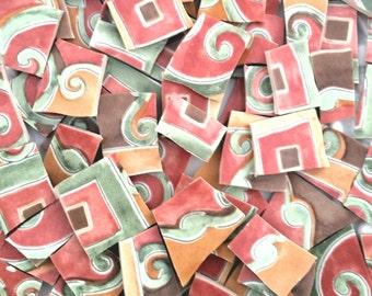 Mosaic tiles--Veranda --70  Tiles