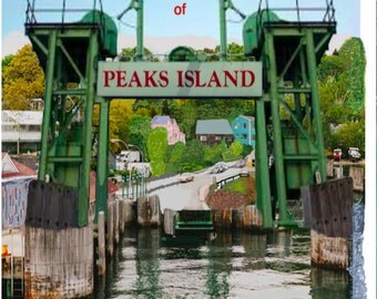 Peaks Island   colors A to Z