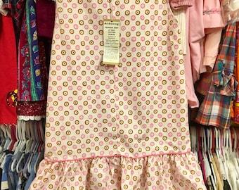 NOS Girls Shift Dress 10/12