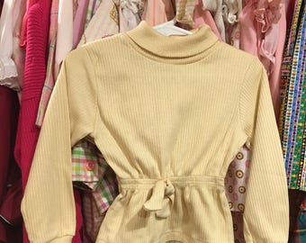 70s Turtleneck 3/4T