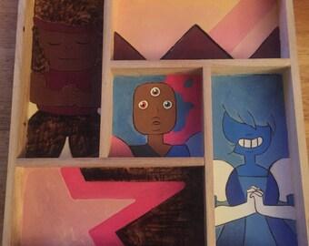 Steven Universe Woodwork
