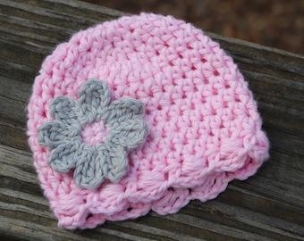 Crochet baby hat, Newborn crochet hats, Twin hats crochet, baby girl hats, summer baby hats, preemie girl hat, preemie crochet hat