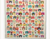SALE Village quilt PATTERN by Miss Rosie's Quilt Co. Charm Pack friendly