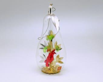 Partridge ornament | Etsy