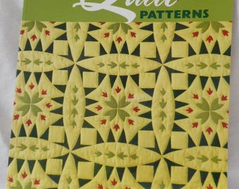 Paint-A-Quilt Patterns book -CLEARANCE