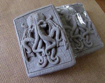 Elder God soap - Cthulhu - Arkham Horror themed