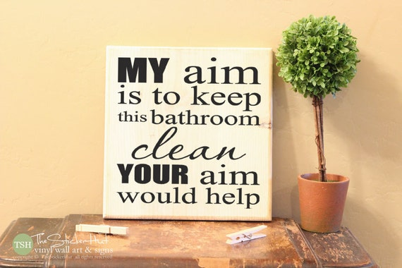 My aim is to keep this bathroom clean your aim would help home How to keep the bathroom clean