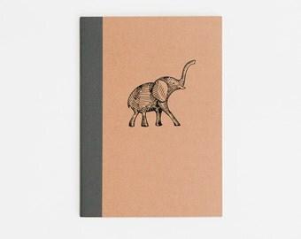 Mini Elephant Notebook