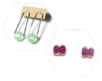 Stud Earrings, Custom Post Earrings, Wedding Jewelry, Custom, Bridesmaid jewelry, Earrings, Jewelry, Silver Earrings, Bridal Earrings