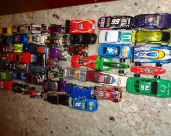 Retro Toy Cars Toy Trucks 47 Hot Meals Cars/trucks used/played with condition Free Shipping