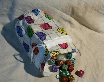 My Pretty Dice Bag - Critical Hit Edition